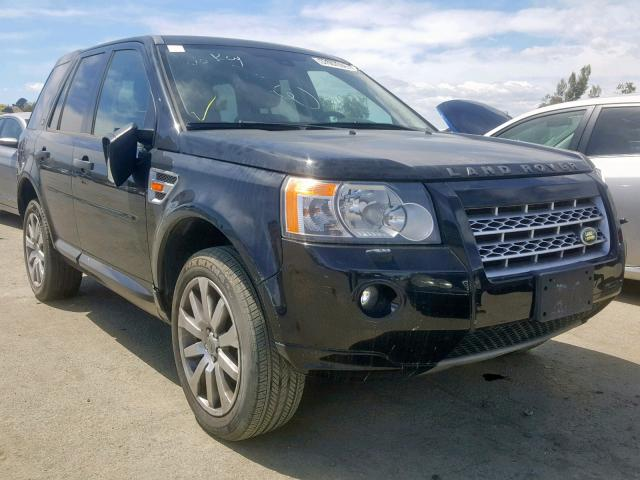 click here to view 2008 LAND ROVER LR2 HSE at IBIDSAFELY