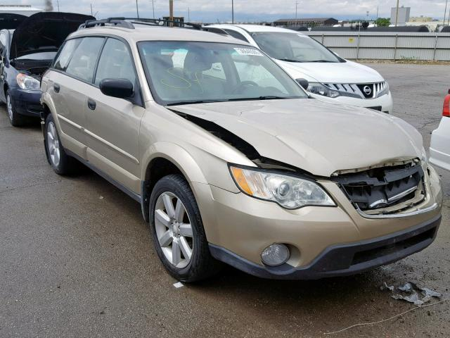 click here to view 2008 SUBARU OUTBACK 2. at IBIDSAFELY