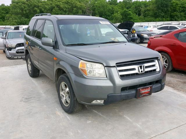 click here to view 2007 HONDA PILOT EX at IBIDSAFELY