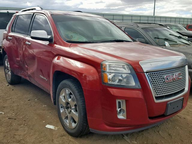click here to view 2014 GMC TERRAIN DE at IBIDSAFELY
