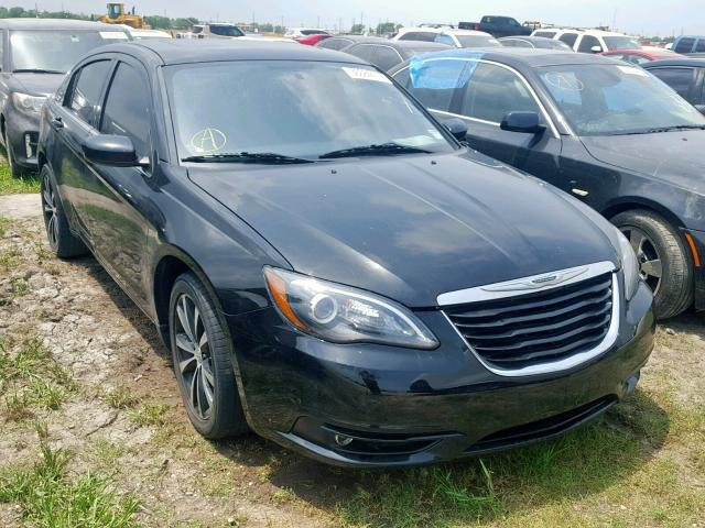click here to view 2012 CHRYSLER 200 S at IBIDSAFELY