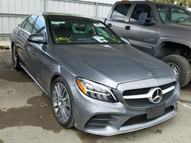 click here to view 2019 MERCEDES-BENZ C 300 at IBIDSAFELY