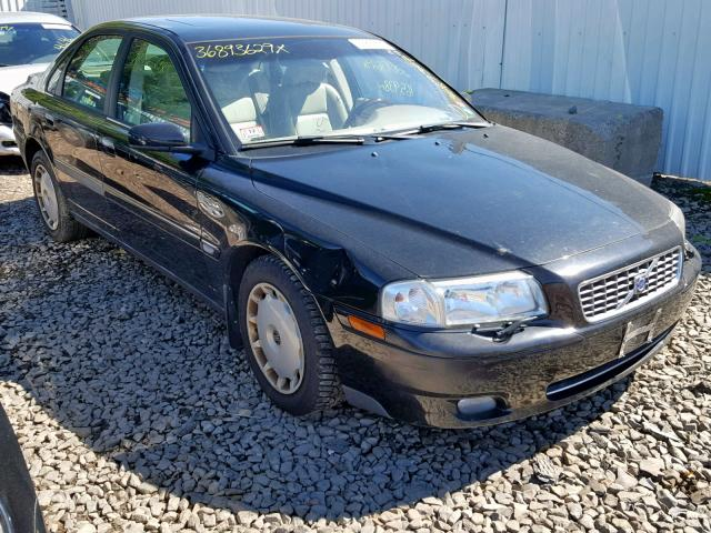 click here to view 2005 VOLVO S80 T6 TUR at IBIDSAFELY
