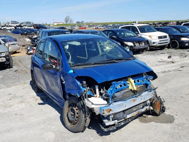 click here to view 2007 TOYOTA YARIS at IBIDSAFELY