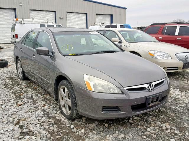 click here to view 2006 HONDA ACCORD EX at IBIDSAFELY