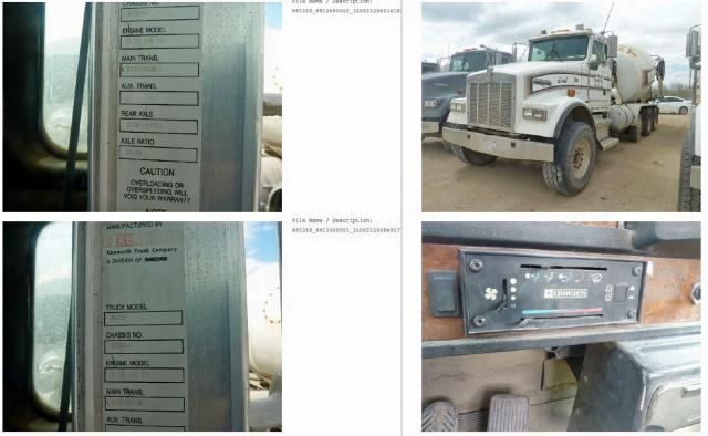 click here to view 1999 KENWORTH CONSTRUCTI at IBIDSAFELY