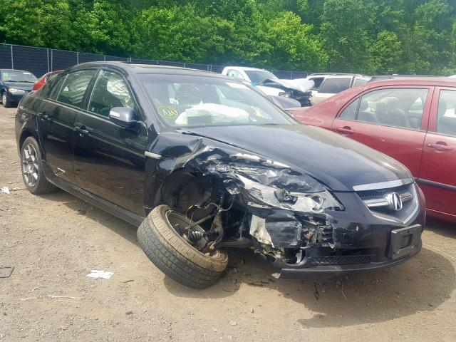 Acura Tl Type S For Sale >> Certificate Of Title Salvage 2008 Acura Tl Type S Sedan 4d 3 5l 6