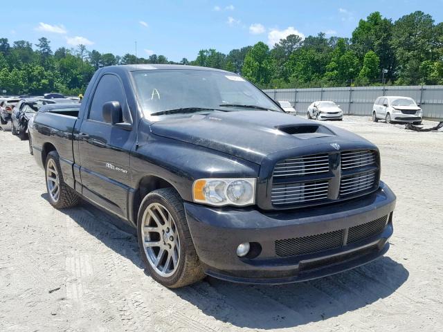 Dodge Ram Srt10 For Sale >> 2004 Dodge Ram Srt10 For Sale At Copart Ellenwood Ga