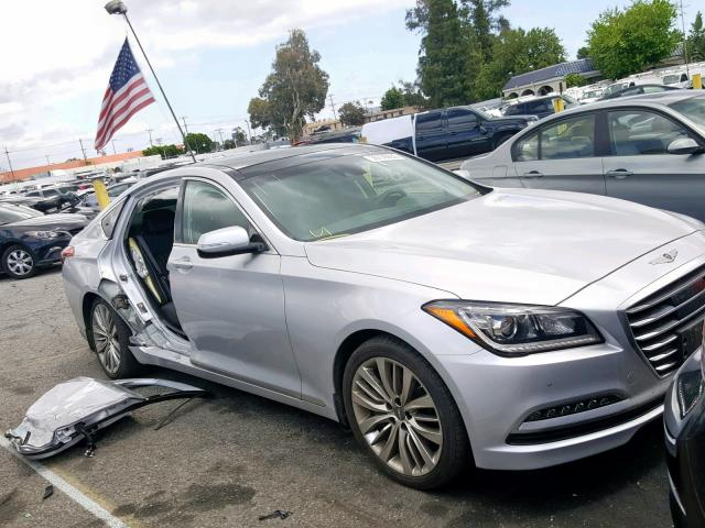 click here to view 2017 GENESIS G80 ULTIMA at IBIDSAFELY