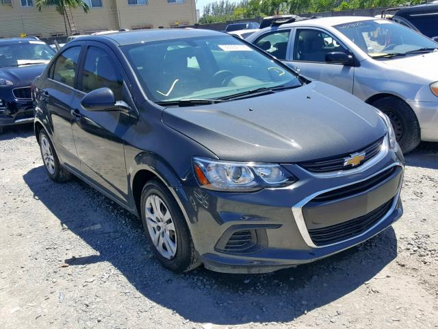 click here to view 2018 CHEVROLET SONIC LS at IBIDSAFELY