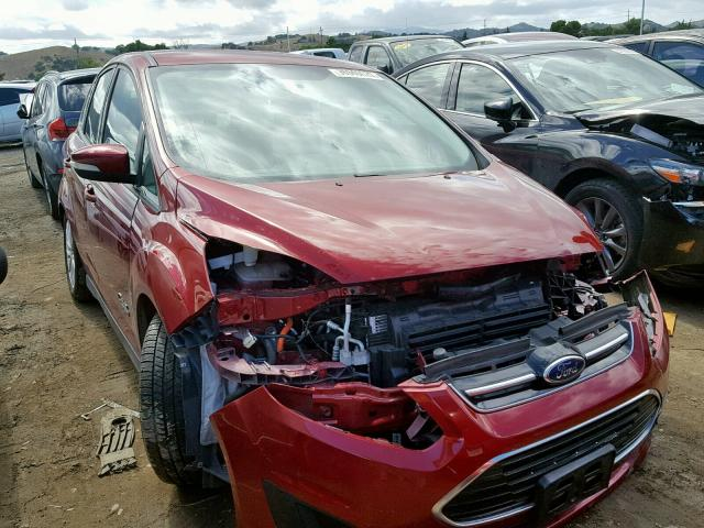 click here to view 2017 FORD C-MAX SE at IBIDSAFELY
