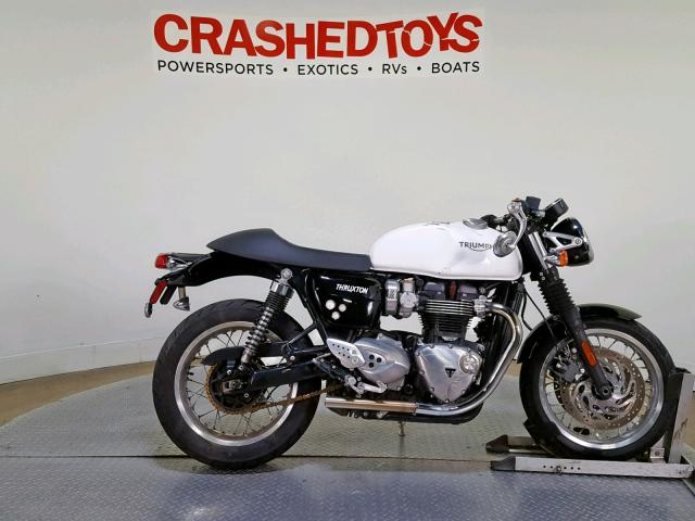 click here to view 2016 TRIUMPH MOTORCYCLE THRUXTON 1 at IBIDSAFELY