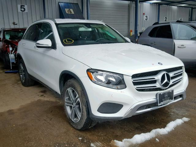 Vehiculos salvage en venta de Copart Brighton, CO: 2016 Mercedes-Benz GLC 300 4M