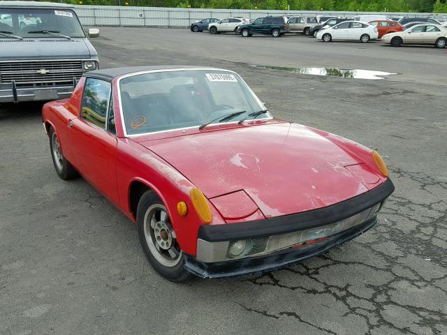 click here to view 1970 PORSCHE 914 at IBIDSAFELY