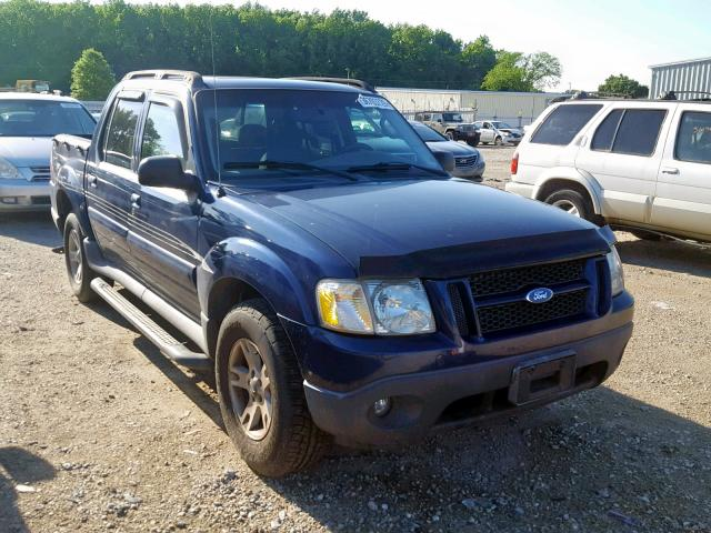 Salvage 2005 Ford EXPLORER S for sale