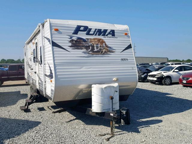 click here to view 2011 PUMA PALOMINO at IBIDSAFELY
