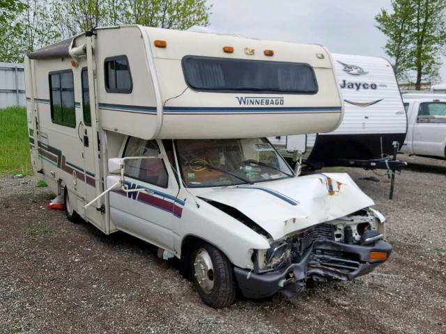 click here to view 1992 WINNEBAGO WARRIOR at IBIDSAFELY