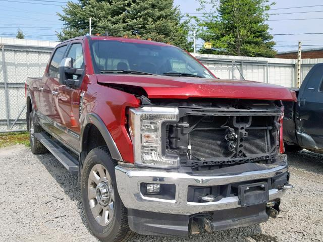 click here to view 2019 FORD F350 SUPER at IBIDSAFELY