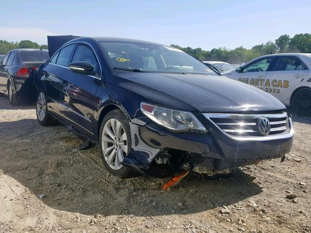 click here to view 2011 VOLKSWAGEN CC SPORT at IBIDSAFELY