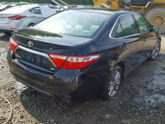 4T1BF1FK4FU043162 - 2015 Toyota Camry Le 2.5L rear view