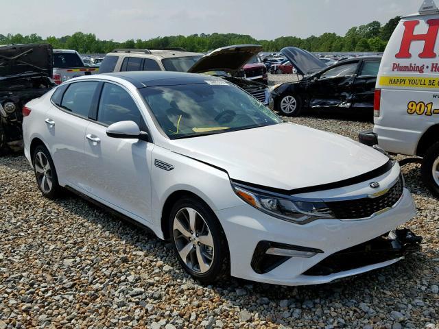 2019 Kia Optima Lx 2 4l 4 For Sale In Memphis Tn Lot 36893929