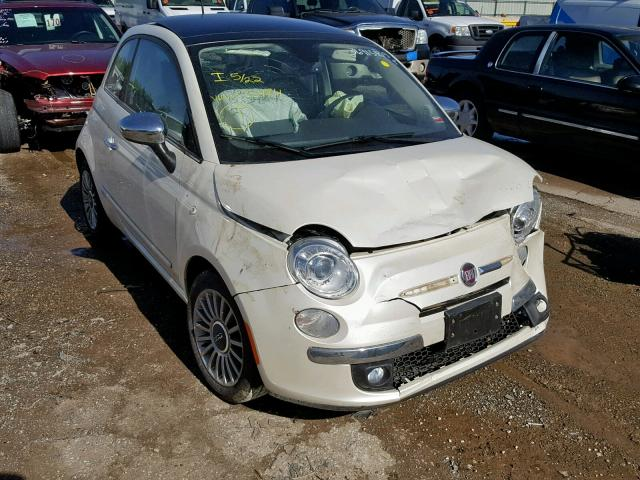 click here to view 2012 FIAT 500 LOUNGE at IBIDSAFELY