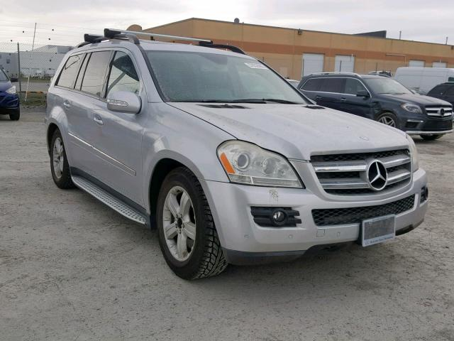 click here to view 2007 MERCEDES-BENZ GL 450 4MA at IBIDSAFELY