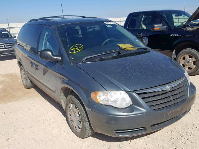 2006 chrysler town country touring for sale tx. Black Bedroom Furniture Sets. Home Design Ideas