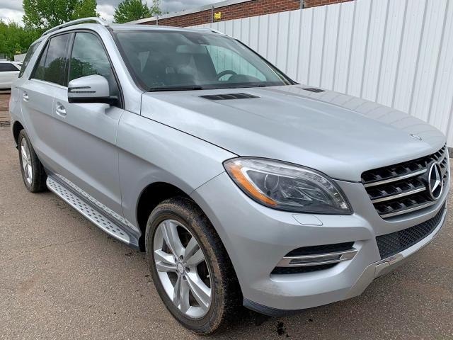 click here to view 2013 MERCEDES-BENZ ML 350 BLU at IBIDSAFELY