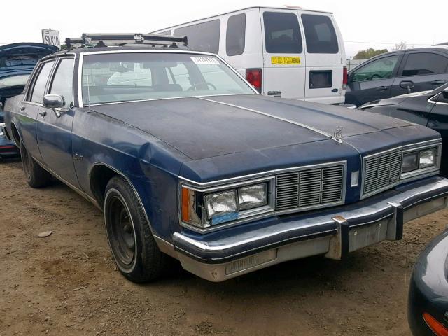 1983 Oldsmobile 88