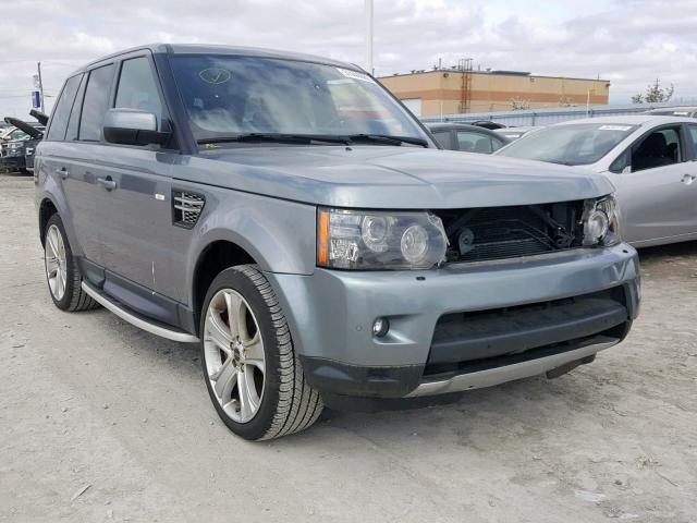 2013 Land Rover Range Rove 5.0L