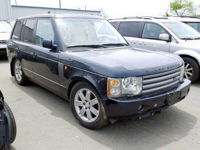 click here to view 2004 LAND ROVER RANGE ROVE at IBIDSAFELY