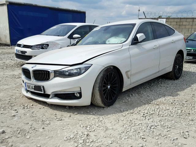 BMW 320D LUXUR - 2014 rok
