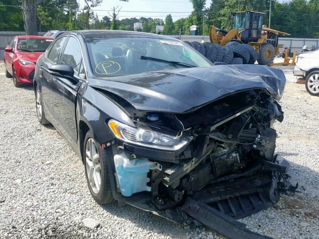 2015 Ford Fusion Se 1.5L