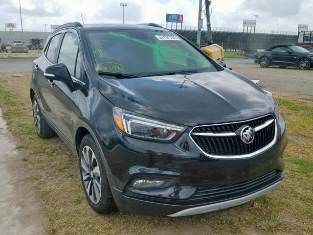 Buick Encore ESS salvage cars for sale: 2019 Buick Encore ESS