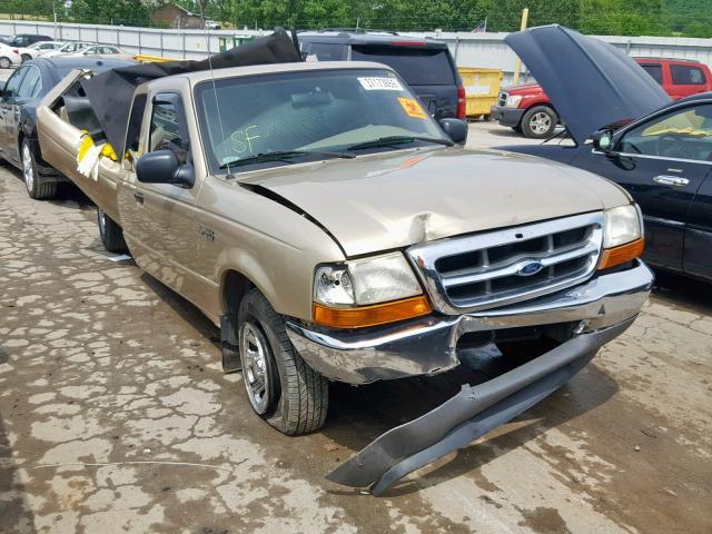 Vehiculos salvage en venta de Copart Lebanon, TN: 2000 Ford Ranger SUP