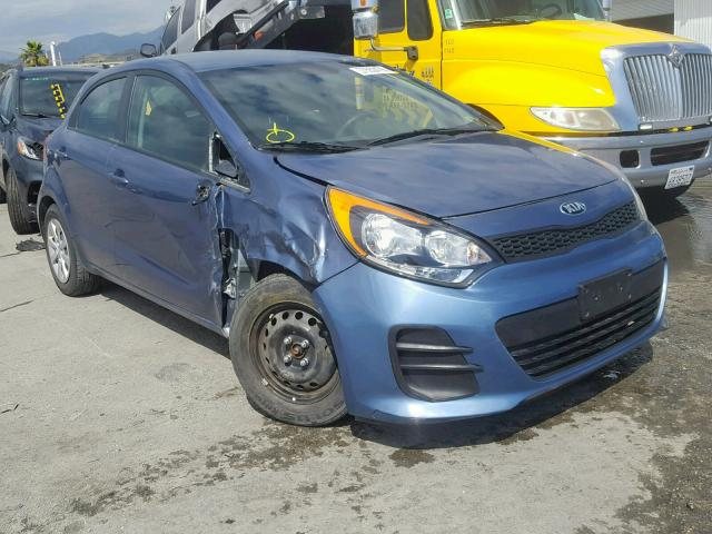 photo KIA RIO 2016