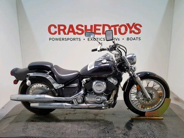 Salvage 2013 Yamaha XVS650 for sale