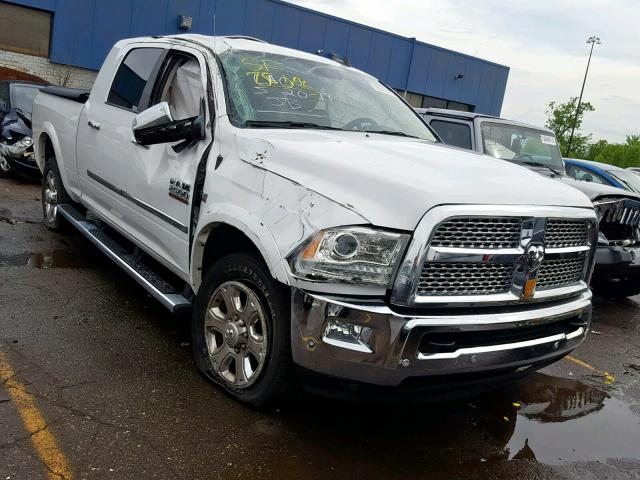 Salvage 2017 Dodge 2500 LARAM for sale