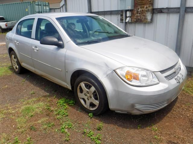 Salvage 2006 Chevrolet COBALT LS for sale