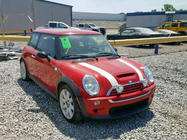 click here to view 2004 MINI COOPER S at IBIDSAFELY