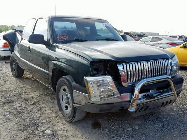 Vehiculos salvage en venta de Copart Houston, TX: 2003 Chevrolet Silverado