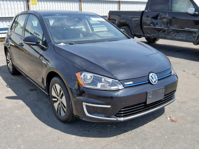 click here to view 2016 VOLKSWAGEN E-GOLF SE at IBIDSAFELY