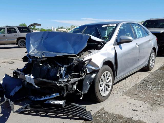 2016 TOYOTA CAMRY LE Photos | CO - DENVER SOUTH - Salvage Car