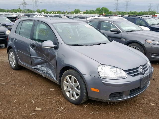 Salvage cars for sale from Copart Cudahy, WI: 2007 Volkswagen Rabbit