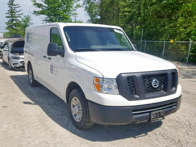 click here to view 2016 NISSAN NV 1500 S at IBIDSAFELY