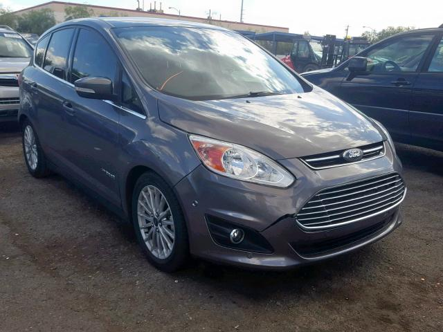 Salvage 2013 Ford C-MAX SEL for sale