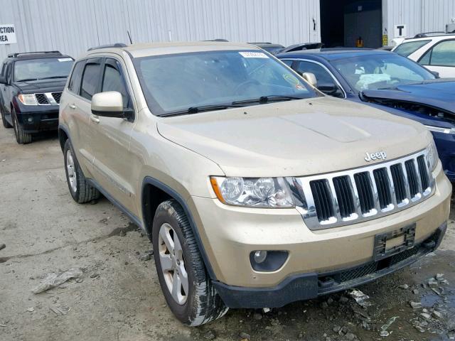 Salvage 2011 Jeep GRAND CHEROKEE for sale