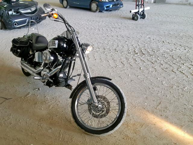 Salvage 2008 Harley-Davidson FXSTC for sale