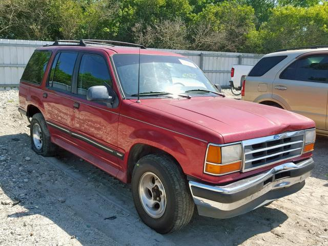 Salvage 1994 Ford EXPLORER for sale